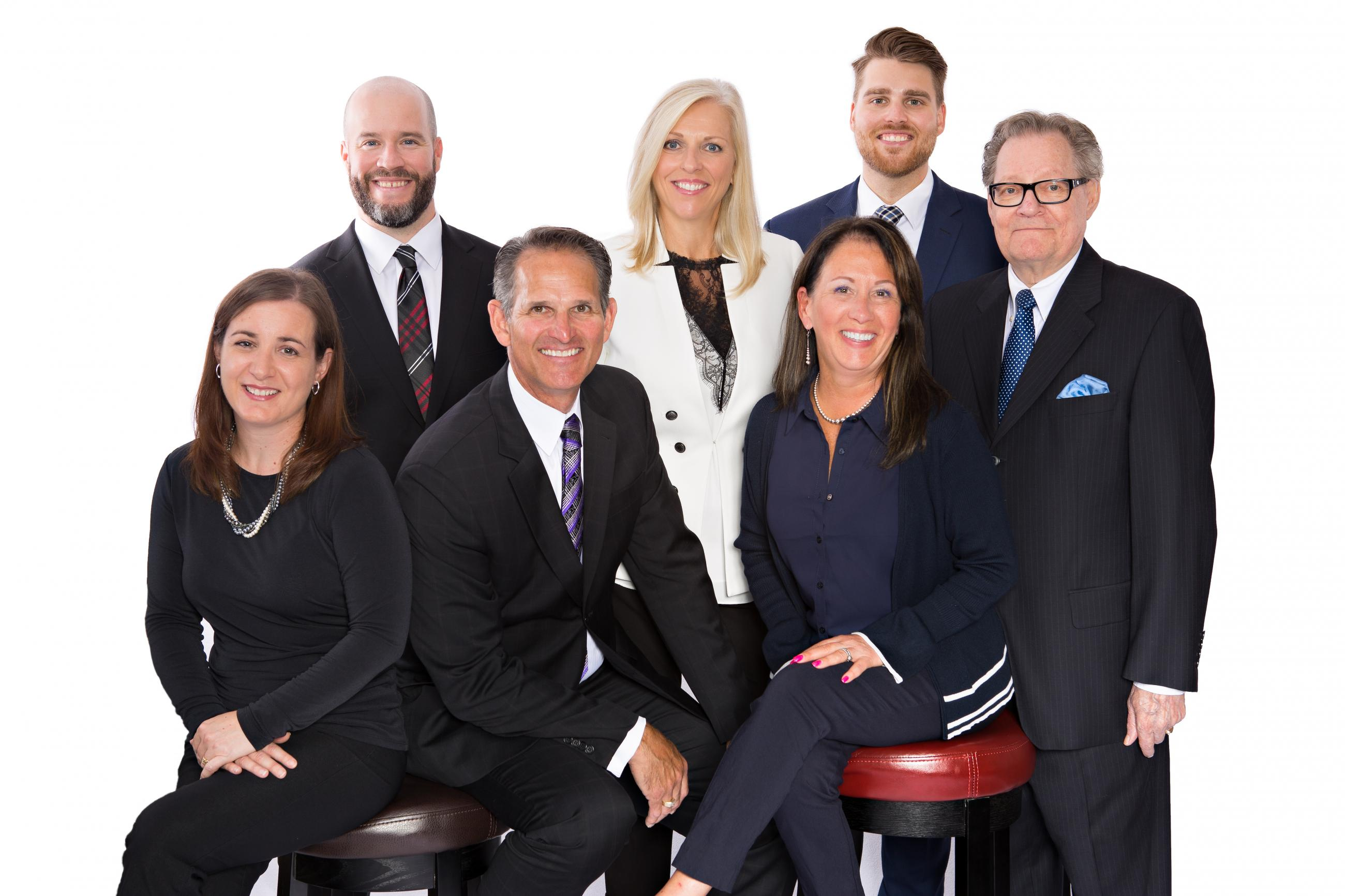Spence and Associates Private Wealth Management Team Photo
